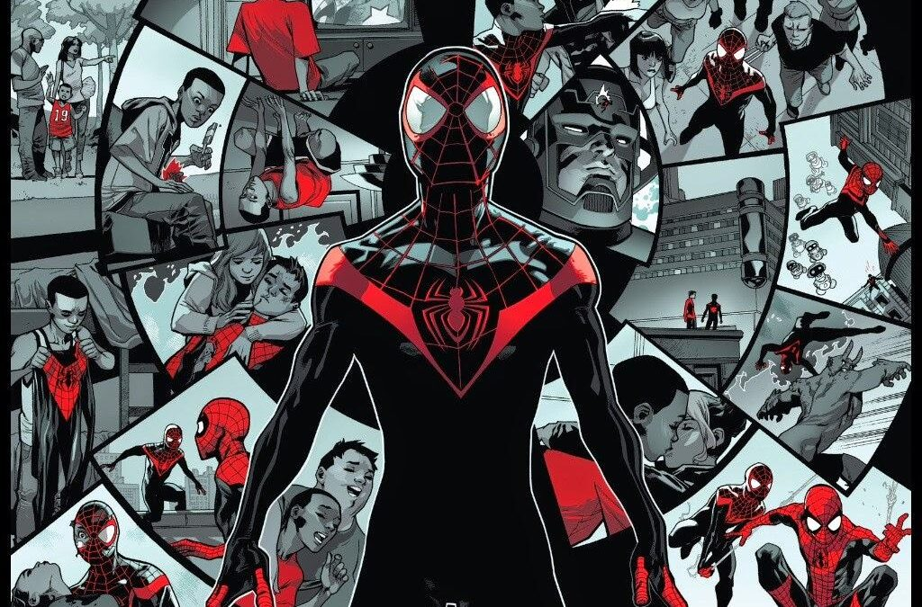 10 Facts About Miles Morales Spider-Man