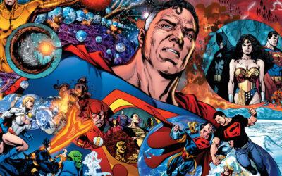 Top 10 Comic Book Heroes